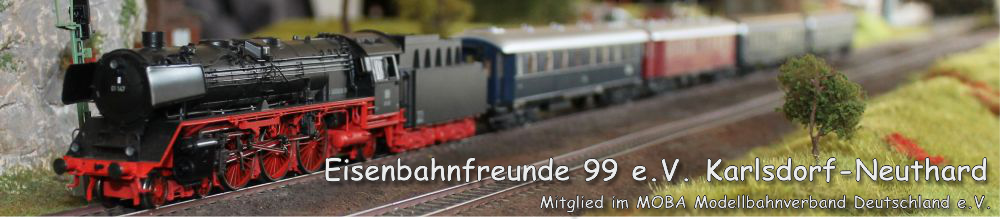 Eisenbahnfreunde 99 e.V.